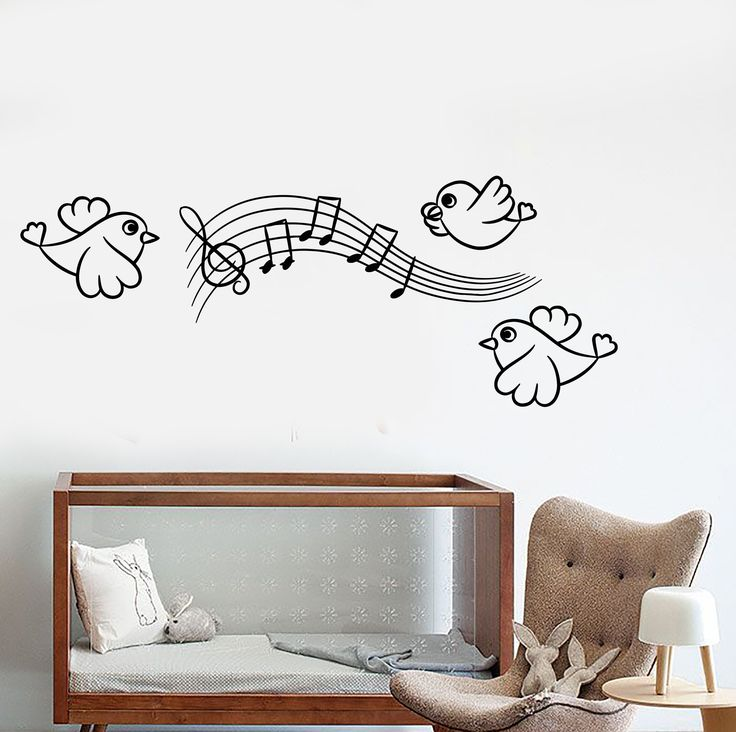 25 best ideas about music notes decorations on pinterest for What kind of paint to use on kitchen cabinets for white tiger stickers