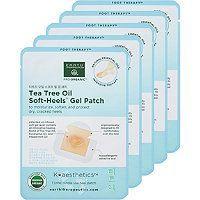Earth Therapeutics Tea Tree Oil Soft-Heels Gel Patch