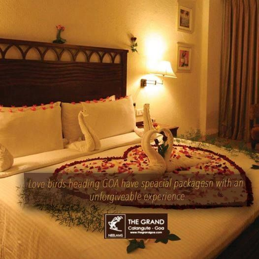 Book your stay for the most awaited holiday of your life. http://bit.ly/GrandGoaDream