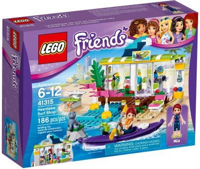 Buy LEGO Friends Heartlake Surf Shop NEW 2017 for R499.00