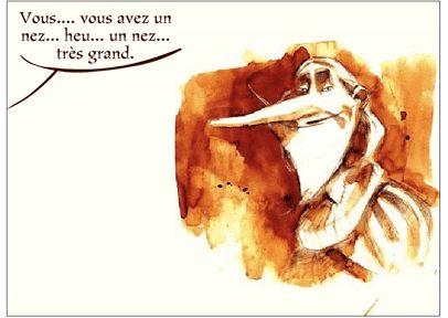 Contributions : La tirade des nez par Jacques Weber - CYRANO DE BERGERAC : toute l information sur cyrano (s) de bergerac, personnage de Edmond de Rostand