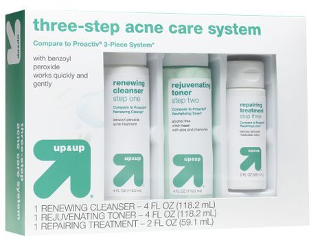 15 Target Generic 3 Step Acne Care System Is The Exact