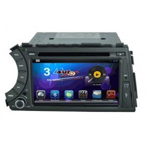 Sistem GPS Ssangyong Kyron Actyon 2006- cu Android 4.2 / 4.4