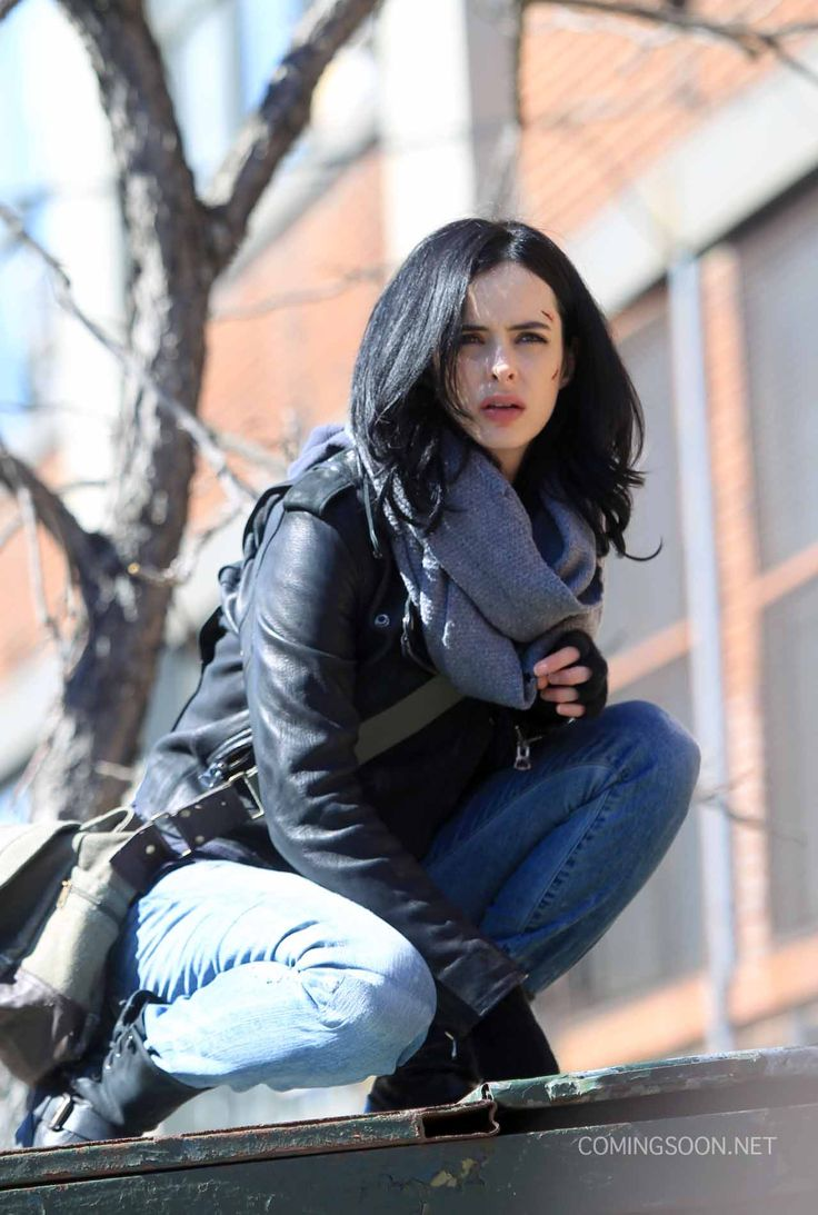 Marvel Television's Jeph Loeb on Jessica Jones