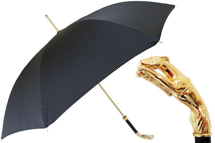 Nasze parasole - solidne i starannie wykończone, ekskluzywne laski czy łyżki do butów na pewno sprostają wielu męskim gustom.