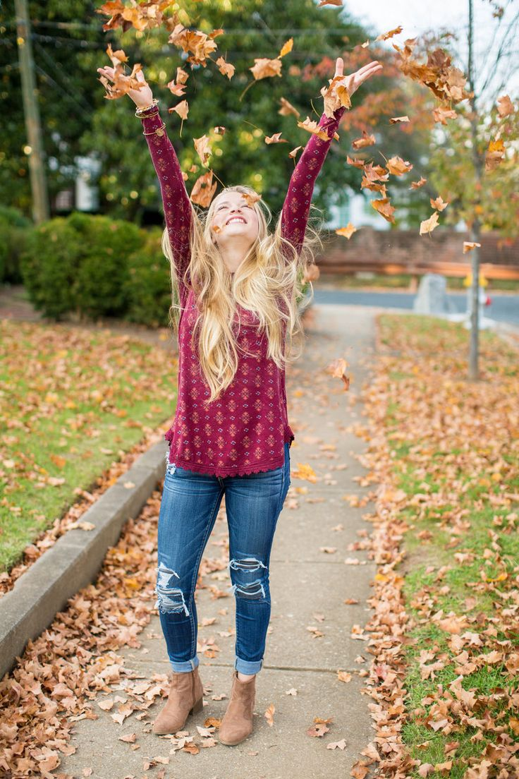 Fall Senior Photography in Fredericksburg Virginia by Hope Taylor