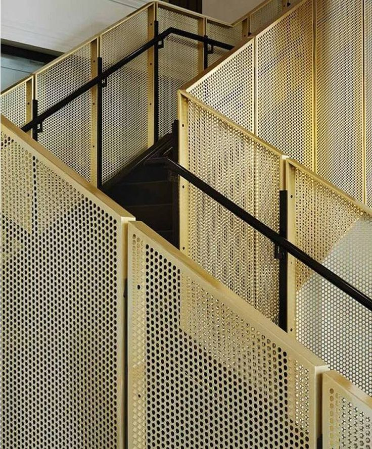 Best Perforated Metal Are Ideally Used As Balustrade Infill 400 x 300