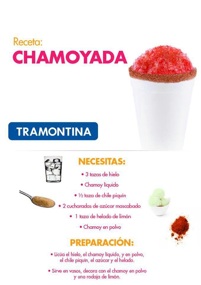 Chamoyada mexicana...