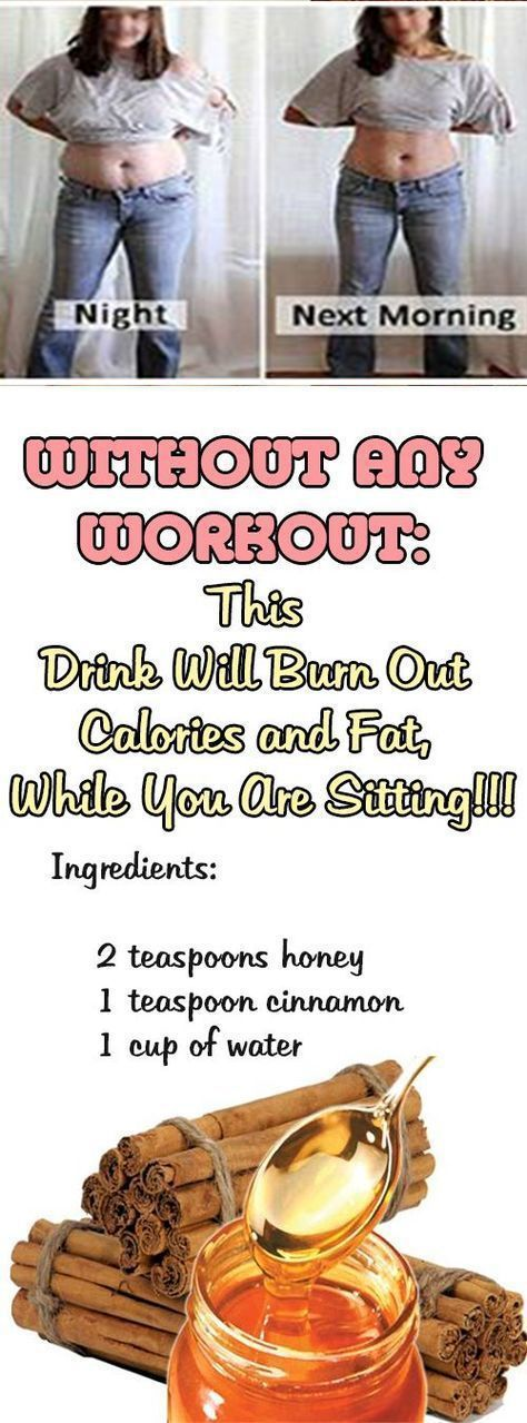 WITHOUT ANY WORKOUT: THIS DRINK WILL BURN OUT CALORIES AND FAT, WHILE YOU ARE SITTING!!!