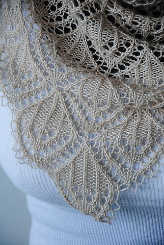 Ravelry: Crystal Chandelier Shawl pattern by Maria Olsson (fingering weight) - Pattern $4.00 on Ravelry