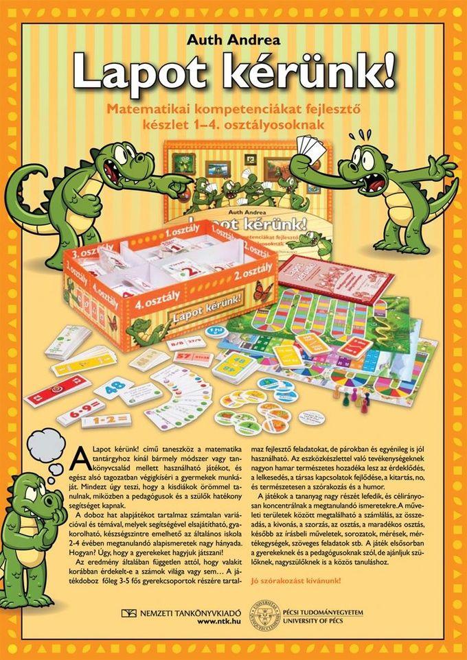 MathterMinds Családi Edition Kelemen András - Kickstarter