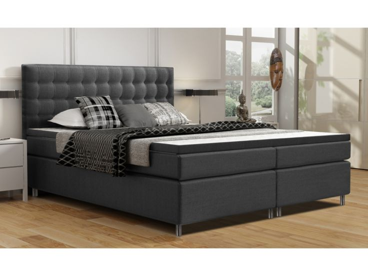 les 25 meilleures id es de la cat gorie matelas sommier 160x200 sur pinterest matelas 160x200. Black Bedroom Furniture Sets. Home Design Ideas