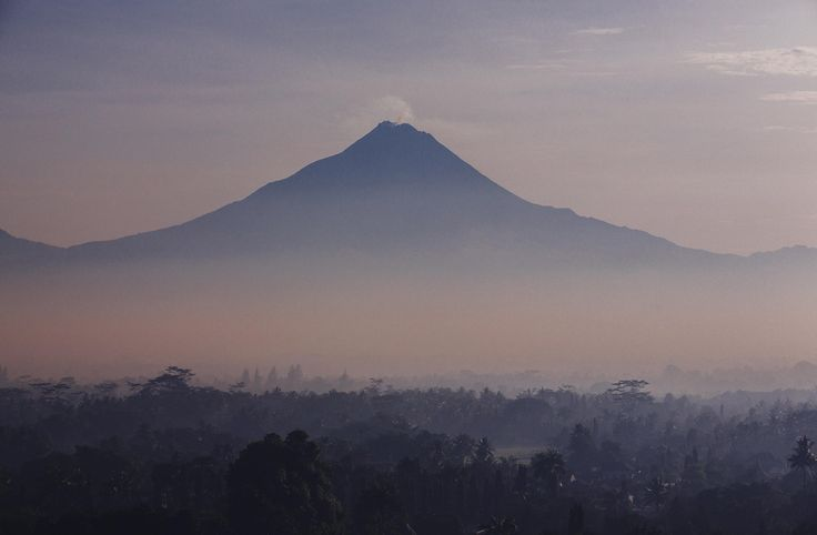 Mount Merapi by Anton Repponen on 500px