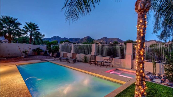 Scottsdale Home For Sale  - Sonoran Heights 85259 4 bedroom