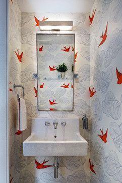 Di transizione Bagno di Servizio by Barker Freeman Design Office Architects pllc