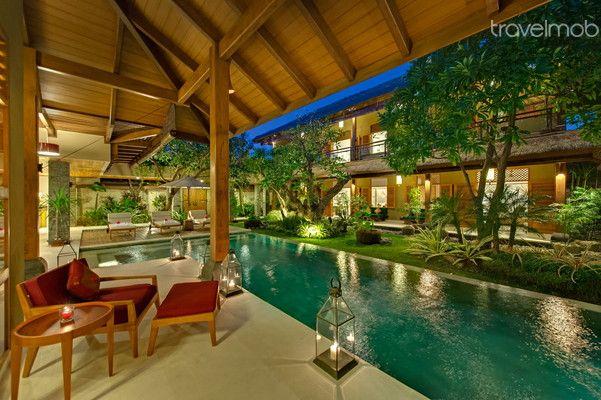 4BR Luxury Oberoi Private Villa  in Kuta, Bali, Indonesia  Chris Smith - Ray White Bali  chris@raywhiteparadise.com   #seminyakvilla #balivillas #resortvillabali #baliholiday #baliaccommodation #seminyakresorts #seminyakhotel