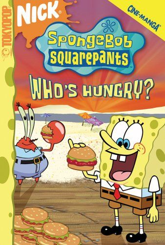 SpongeBob SquarePants Whos Hungry? - Patty Hype (Spongebob Squarepants (Tokyopop)) (v. 11) @ niftywarehouse.com #NiftyWarehouse #Spongebob #SpongebobSquarepants #Cartoon #TV #Show