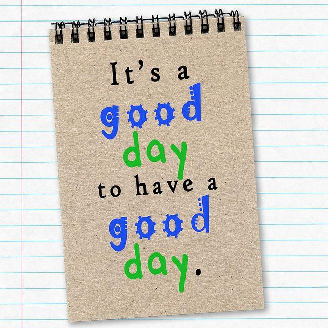 Prayer for a better day