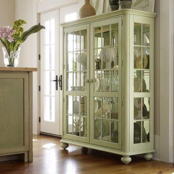 Coastal LivingTM By Stanley Furniture Living Newport Curio Cabinet