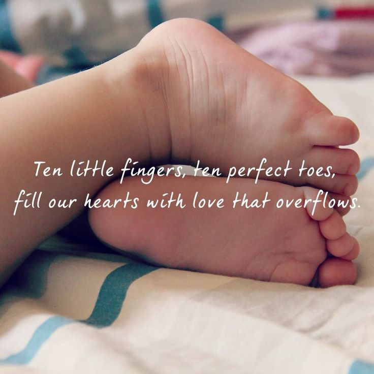 Baby Feet Newborn Baby Quotes Baby Quotes New Baby Quotes