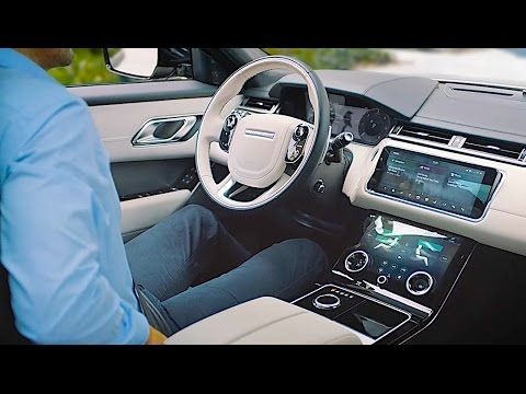 The New Range Rover Velar – Design and Technology