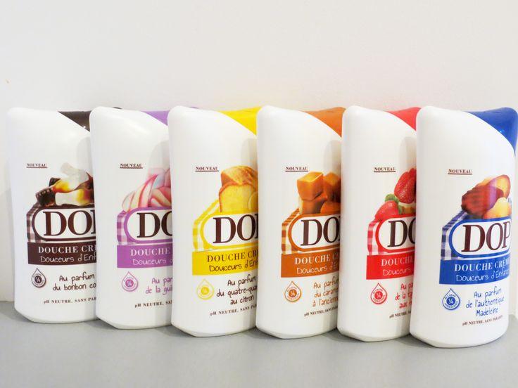 Retour en enfance avec les gels douche DOP Douceurs d'Enfance http://alittledaisyblog.com/gels-douche-gourmands-dop-douceurs-enfance/