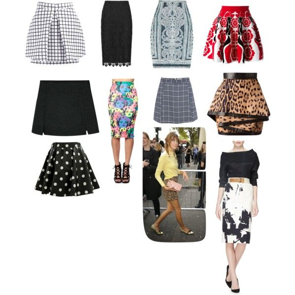 """Skirts for Straights"" by clare-7 on Polyvore"