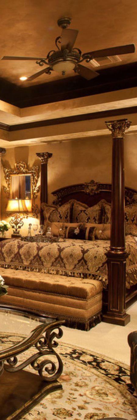 Mediterranean master Suite