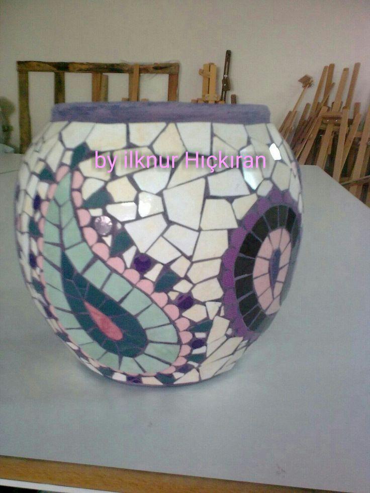By ilknur Hıçkıran Mosaic work
