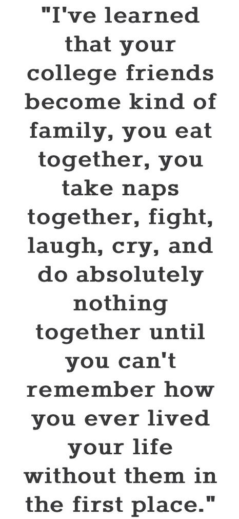 College Quotes About Friendship Alluring Best 25 College Friendship Quotes Ideas On Pinterest  What Makes