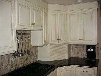kitchen cabinets in chalk paint and 3-4 coats wax - held up 18 years and counting.  saves time and money (don't need sanding, primer)