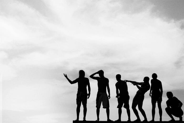 we are ridiculous - Ali Berrada: Dreams Call, Wild Dreams