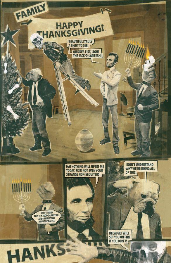 Preview: Punks the Comic #3, Story: Joshua Hale Fialkov Art: Kody Chamberlain Cover: Kody Chamberlain Imprint: Image Comics Price: $3.99 Street Date: December 10, 2014  The...,  #Image #ImageComics #JoshuaHaleFialkov #KodyChamberlain #Preview #Punks #Punks:TheComic