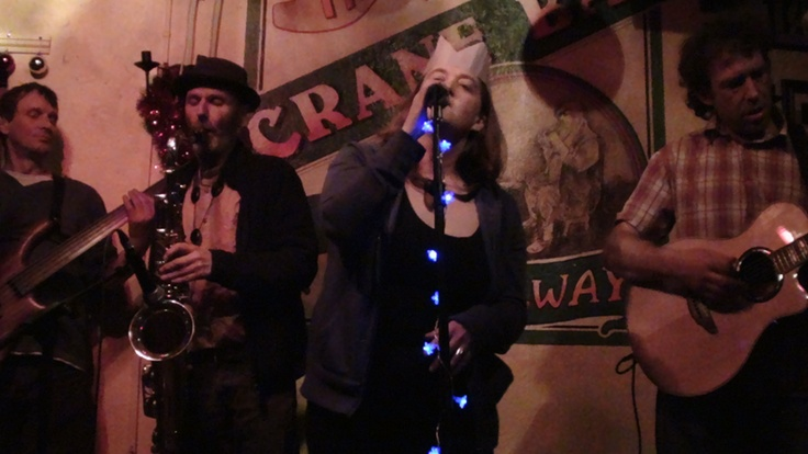 From The Crane Bar Galway Dec 20th 2012