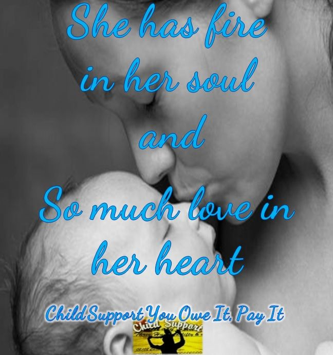 She has fire in her soul ~ she is a MOM. Find us on Facebook                                                                                                                                                     More