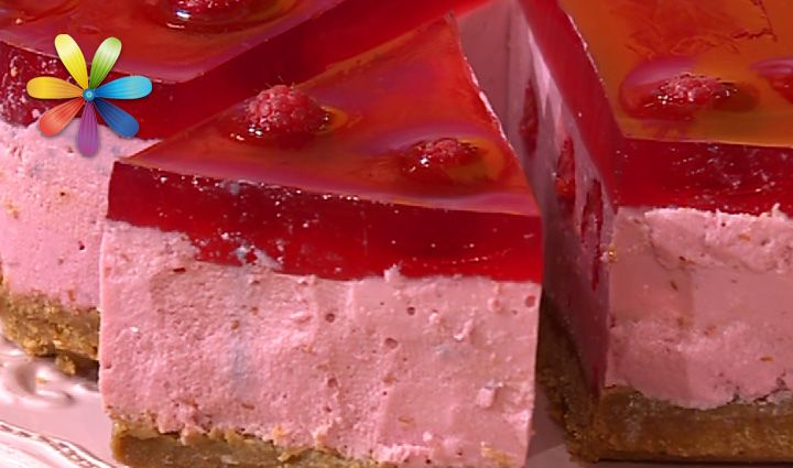 Татьяна Литвинова рассказала, как приготовить малиновый пирог с творогом без выпекания. Смотрите рецепт малинового пирога в нашем сюжете