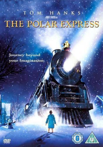 Polar Express (DVD / Tom Hanks / Robert Zemeckis 2005)