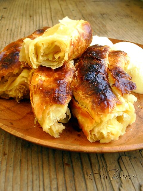 YUMMY Cheese pastry !!!