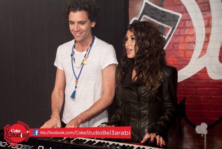 Mika and Karol Sakr