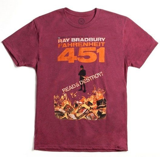 """the futuristic look of the fahrenheit 451 by ray bradbury If you're able to look at this michael b  ray bradbury's """"fahrenheit 451  is a futuristic adaptation of ray bradbury's seminal 1953 book and."""