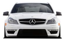 12-14 Mercedes C Class W204 Vaero C63 Look Conversion PDC Front Bumper Body Kit