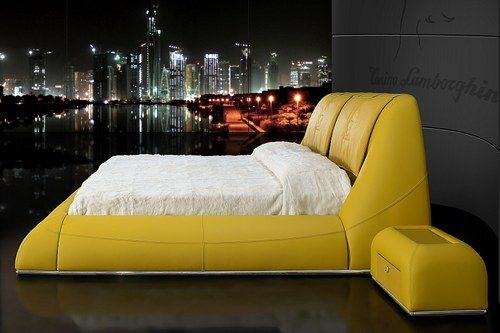 A letto con il design!Tonino Lamborghini Casa Best Bed #design