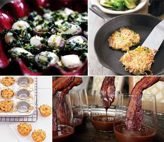 Party Time! 5 Fabulous Finger Foods for Fall