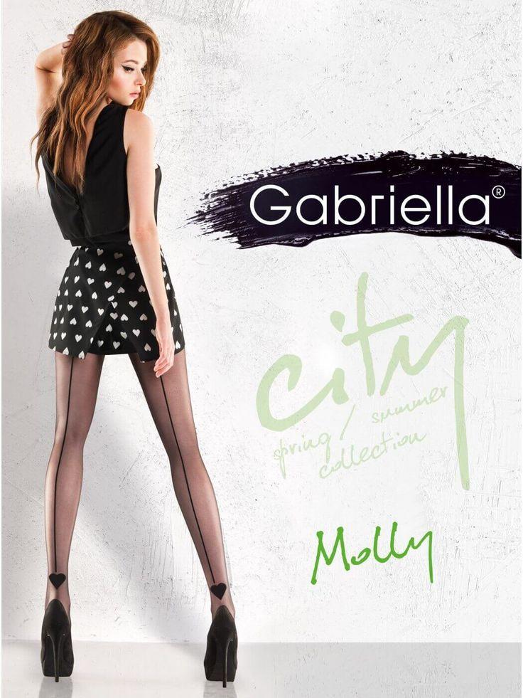 City Molly pančuchové nohavice