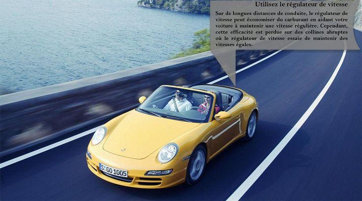 Utilisez le régulateur de vitesse lors de la conduite Les changements inutiles de vitesse constituent un gaspillage et l'utilisation du régulateur de vitesse permet d'améliorer l'économie de carburant. #pneustouttemps