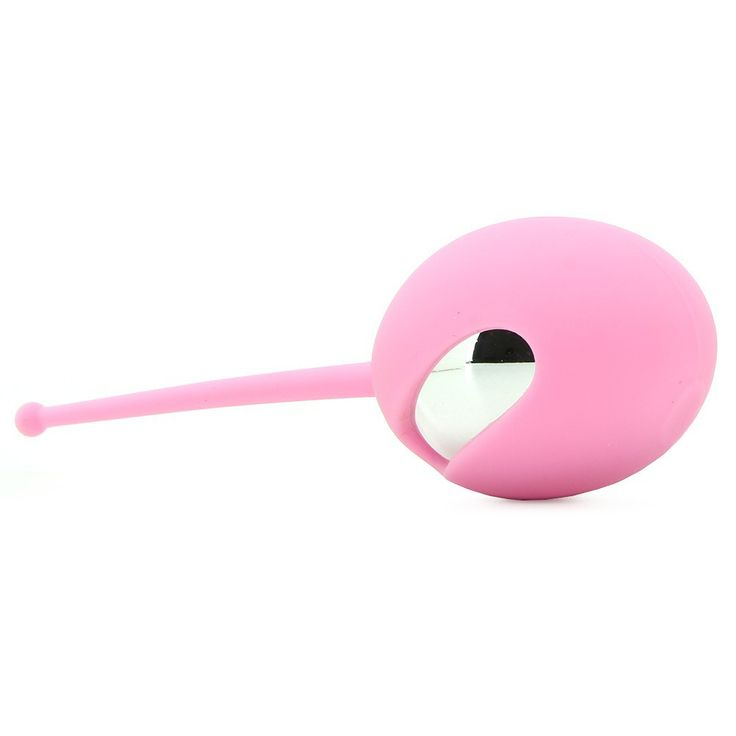 Plum Kegel Ball in Make Me Blush Pink - Bed Time Toys affordable at $15.99  http://www.bedtimetoys.ca/plum-kegel-ball-in-make-me-blush-pink/  #kegel #vedo #bedtimetoys @bedtimetoys @vedo #vedotoys