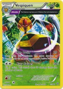 Vespiquen 11/98 RARE - Pokemon XY Ancient Origins Card