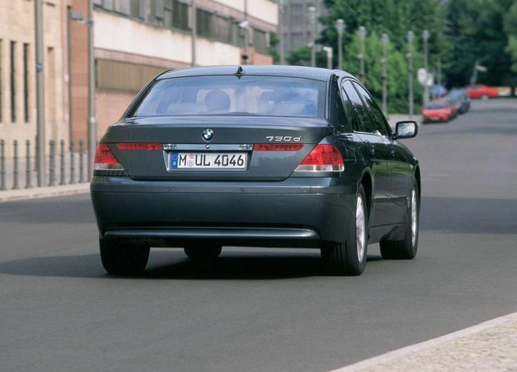 2002 BMW 730d