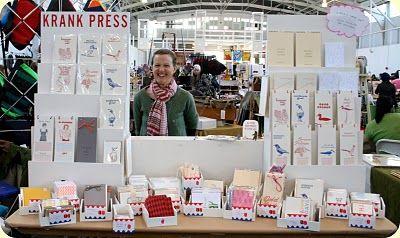 Renegade Craft Fair Booth Fee