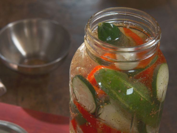 Get this all-star, easy-to-follow Grandma Ma's French Pickles recipe from Nancy Fuller